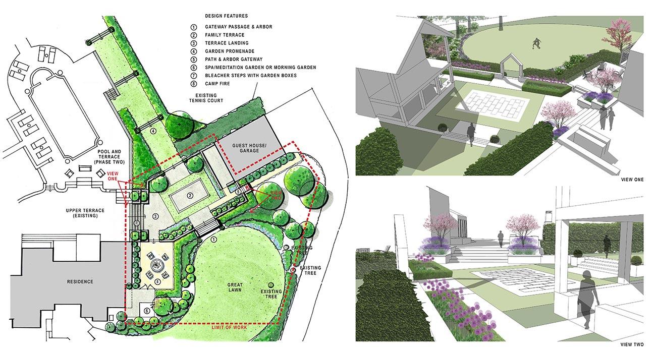 The LaurelRock Company | Design Services - Conceptual Design