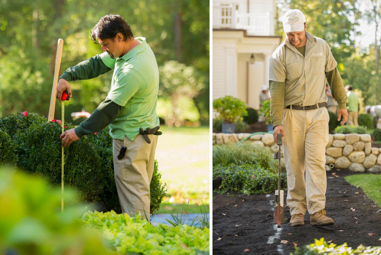 The LaurelRock Company - Landscape Design/Build Services in Connecticut