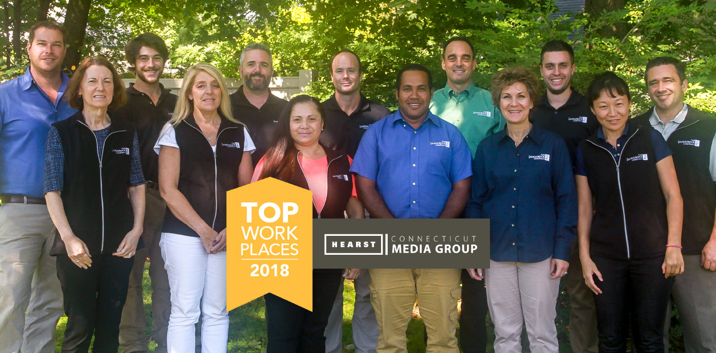 The LaurelRock Company Named a Winner of the Hearst Connecticut 2018 Top Workplaces Award